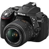 Nikon D5300 DSLR Kamera + 18-55 AF-S VR II Lens