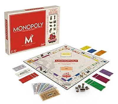 Hasbro b0622103–Monopoly, 80essimo anniversaire [Parent]