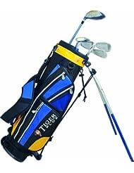 Longridge Junior Tiger Plus Pieds pour sac de golf Pour les 4-8 ans