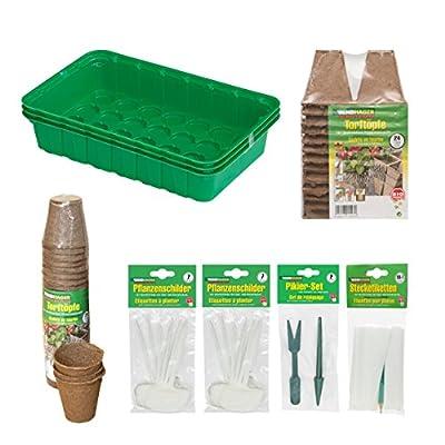 """Windhager 96289 Anzucht-Set """"Maxi"""" von Windhager - Du und dein Garten"""