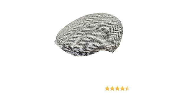 Herren Mütze Gatsby Trend Flatcap Schiebermütze Schlägermütze Herbst Winter 051