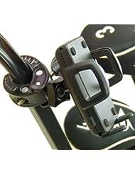 BuyBits Luxus Golf Trolley GPS Klammer Halterung für Izzo Golf Swami 4000