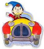 Noddy Car Helium Foil Balloon