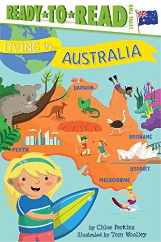 Living in . . . Australia (Living in...) (English Edition)