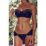Aguaclara maillot de bain sol – Couleur – Noir, Taille Maillot – 36