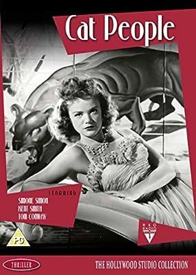 Cat People [DVD] by Simone Simon