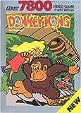 Donkey Kong Atari 7800 Modul Bild