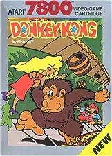 Donkey Kong Atari 7800 Modul