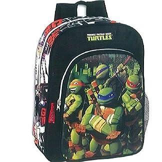 Turtles Sharp Mochila Infantil Trt Sharp