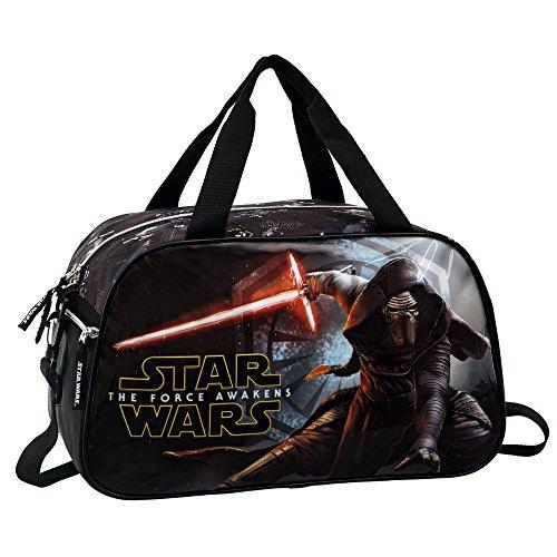 Star Wars The Force Awakens Sac de Voyage, 45 cm, Noir