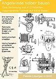 Angelwinde, Angeltrommel selber bauen: 415 Patente zeigen wie es geht!