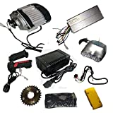 Automation Zone Pedal Electric Rickshaw Conversion Motor Kit 48V (Bldc) Traction