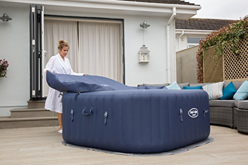 Lay-Z-Spa Hawaii Whirlpool eckig, 180x180x71cm - 17
