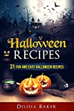 Image de Halloween Recipes: 31 Fun and easy Halloween recipes (English Edition)