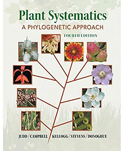 Plant Systematics: A Phylogenetic Approach par Walter S. Judd