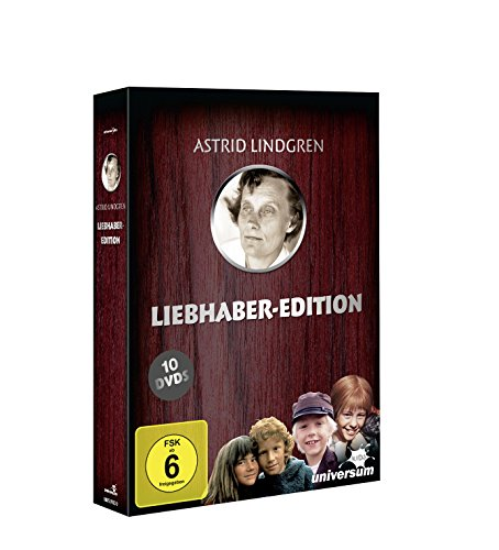 Astrid Lindgren Lieberhaber-Edition [10 DVDs]: Alle Infos bei Amazon