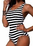 Damen Badeanzüge Bademode One piece Bikini S bis XXL ---CROSS1946
