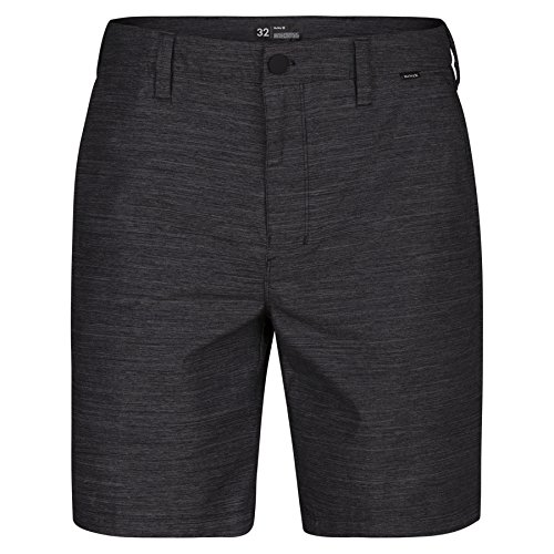 Hurley Herren M DRI-FIT Breathe 19' Shorts, Black, 31 -