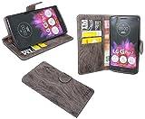 LG G FLEX 2 // Buchtasche Hülle Case Tasche Wallet