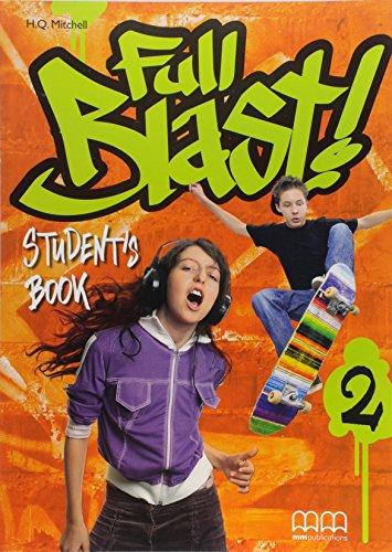 Full blast. Student's book-Workbook. Con CD Audio. Per la Scuola media: 2