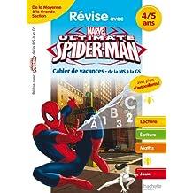 Révise avec Spider-Man MS/GS - Cahier de vacances