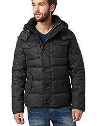 tom tailor coats jackets men clothing. Black Bedroom Furniture Sets. Home Design Ideas