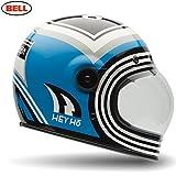 Bell Motorradhelme Street 2015 Bullitt SE Adult Helm, Barn Fresh Hey Ho, Small