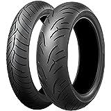 Bridgestone 3432-120/70/R17 58W - E/C/73dB - Ganzjahresreifen