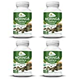 4 Bottles of Moringa Tablets - 120 Table...