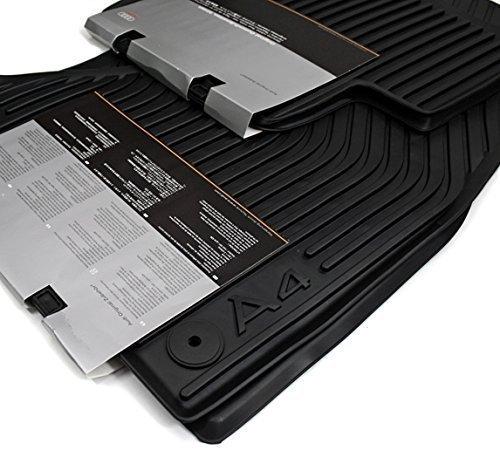audi-a4-ricambio-originale-tappetini-in-gomma-4pz-anteriore-posteriore-accessori
