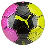 PUMA Fußball Evopower Graphic 3, Pink Glo/Safety Yellow/Black/Tricks, 5, 082564 10