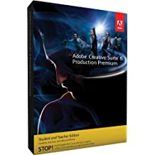 Adobe Creative Suite 6 Production Premium Student and Teacher englisch