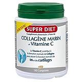 Super Diet Collagène Marin + Vitamine C 180 Comprimés