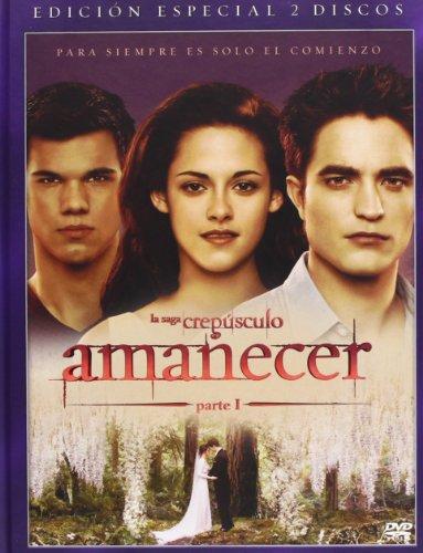 Amanecer - Parte 1 [2 DVDs] [Spanien Import]