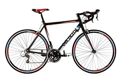 KS Cycling Rennrad 28\'\' Velocity schwarz RH 59 cm