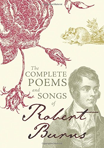 Song Robert (The Complete Poems and Songs of Robert Burns)