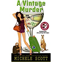 A Vintage Murder (A Wine Lover's Mystery Book 4) (English Edition)