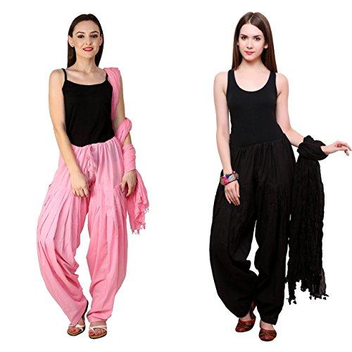 BILOCHI'S Patiala Salwars and Dupatta Set Combo(Free Size