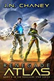 Renegade Atlas: An Intergalactic Space Opera Adventure  (Renegade Star Book 2)