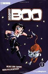 Agent Boo Volume 1 (Agent Boo (Graphic Novels)) (v. 1) by Alex De Campi (2006-08-29)