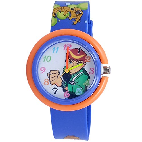Super Drool ST2886_WT_BLUEB10  Analog Watch For Girls
