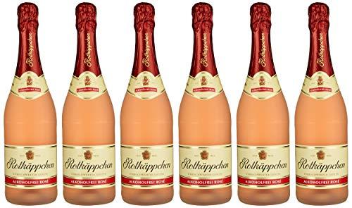 Rotkäppchen Sekt Rosé Alkoholfrei  (6 x 0.75 l)