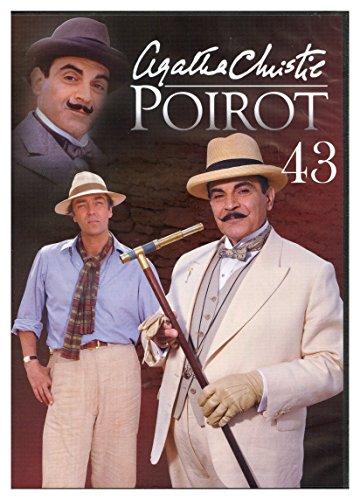 Preisvergleich Produktbild Agatha Christie's Poirot 43 [DVD] [Region 2] (IMPORT) (Keine deutsche Version)
