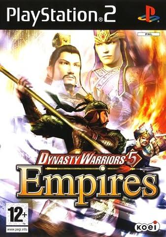 Dynasty Warriors 5 : Empires
