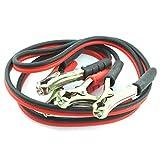 MasterStor salto conduce Booster cavi con pesanti clip coccodrillo rivestito di zinco per auto...