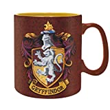 ABYstyle -HARRY POTTER - Taza - 460 ml - Gryffindor