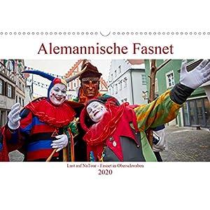 51kVniZay0L. SS300  - Alemannische Fasnet - Lust auf NaTour (Kalender, quer)