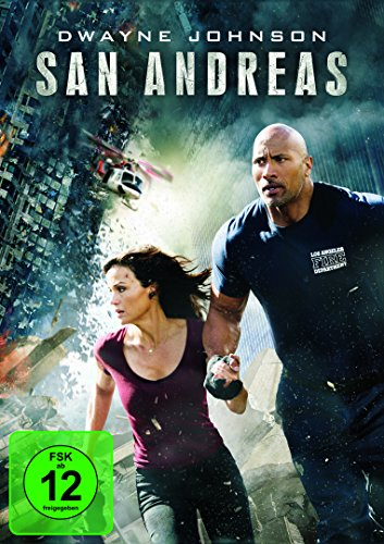 San Andreas Armee Graben
