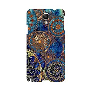 Phone Candy Designer Back Cover with direct 3D sublimation printing for Samsung Galaxy Note 3 Neo N7505