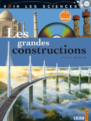 Les grandes constructions (1DVD)